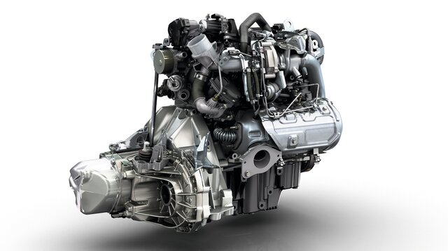 Trafic SpaceClass engine