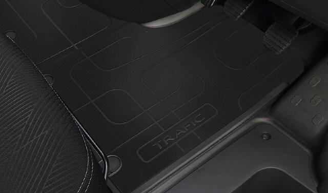 TRAFIC Rubber mats