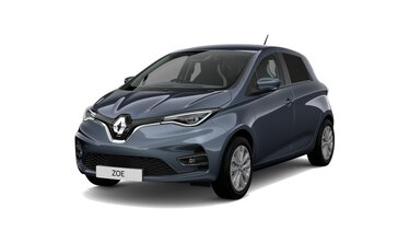 New Renault ZOE Van Business+