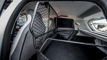 New ZOE Van interior