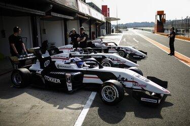 Reanult Megane RS Trophy-R Esteban Ocon