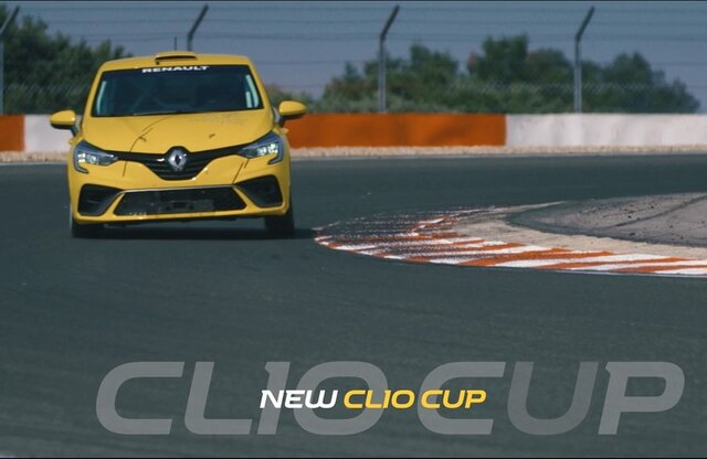 Clio Cup UK publishes revised calendar