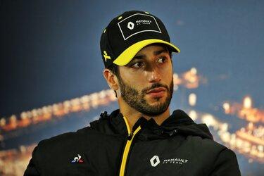 Ricciardo leaves Renault