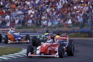 Kimi Raikkonen 2000