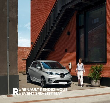 Renault Rendez-vous Event 3rd-31st May