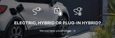 Renault Help me choose