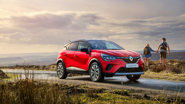 Renault Captur 3 months on us