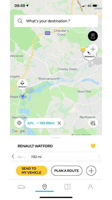 My Renault - App