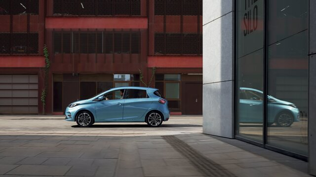 Renault ZOE Virtual Showroom