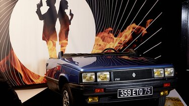 Renault i film