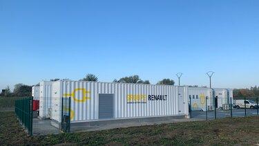Renaultovi projekti skladištenja energije
