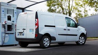 Renault elektromos szállítási megoldások