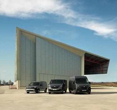 Renault haszongépjármű választéka