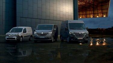 Renault haszongépjárművek