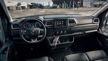 Renault MASTER belső tér