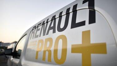 Renault Pro+ szolgáltatások