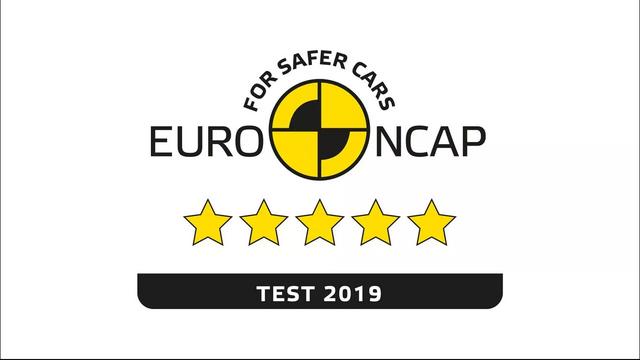 A Renault CAPTUR az EURO NCAP 2019 töréstesztjén 5 csillagot ért el.