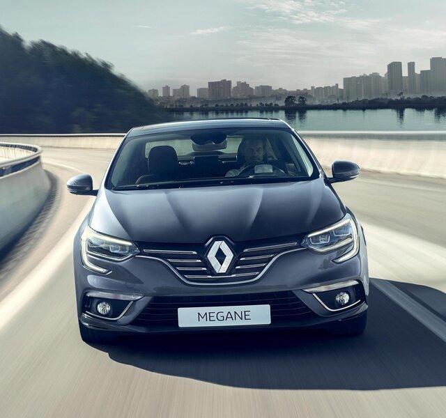 Samochód osobowy Renault Megane GrandCoupe