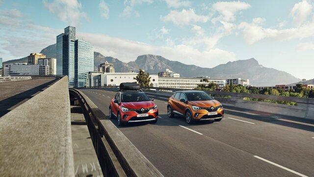 A Renault CAPTUR választék