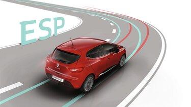 CLIO – parkolássegítő rendszer