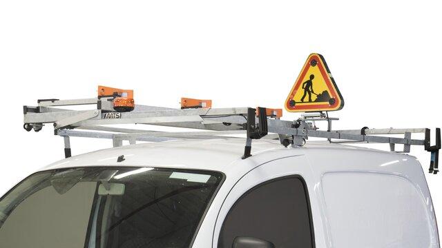Renault KANGOO Z.E. Figyelemfelhívó jelzések