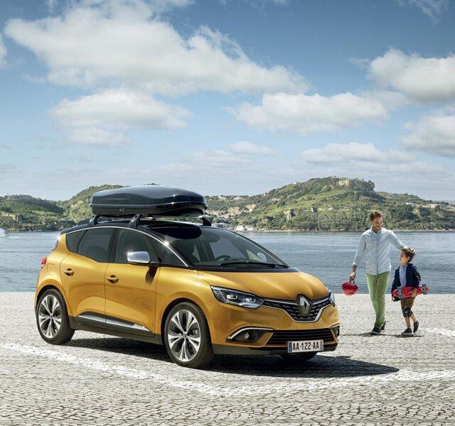 Renault SCENIC – külső megjelenés