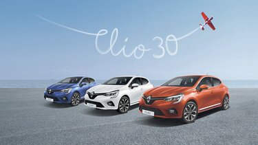 30 éves a Renault CLIO!