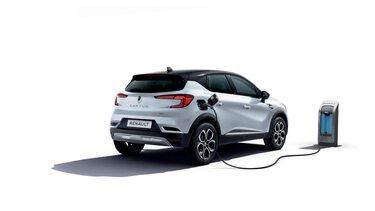 Új Renault CAPTUR E-TECH Plug-in Hybrid – MY Renault
