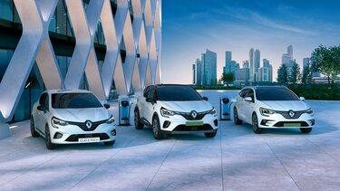 Elektromos járműválaszték - Renault