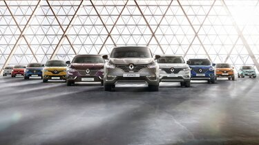 Renault járműválaszték