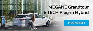 MEGANE E-TECH Hybrid