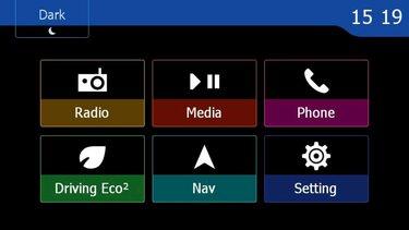 Siri hangfelismerő rendszer - Media nav evolution Renault
