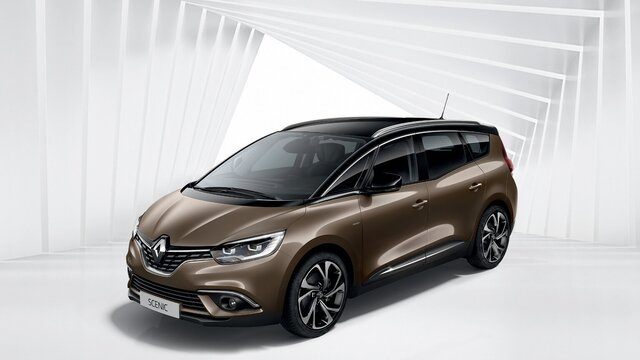 Renault Grand Scenic ZEN TCE 115 FAP 2019 őszi akció: nagycsaládosok támogatásával, 5 év EASY SERVIC