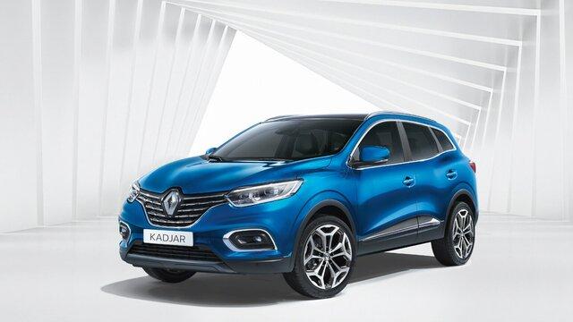 Renault Kadjar 2019 őszi akció: 2 millió Ft befizetése esetén már havi 49 000 Ft-tól!
