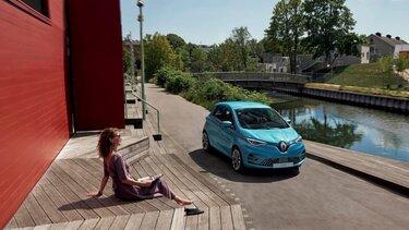 Renault ZOE teszt