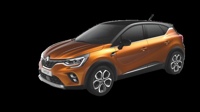 Renaut Nyílt nap - Új Renault CAPTUR Zen TCe 100 már 4 999 000 Ft-tól