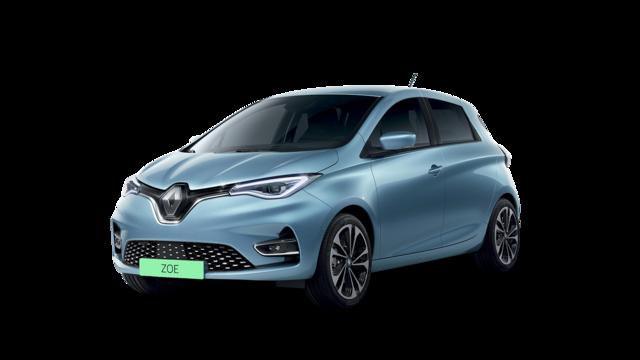 Renaut Nyílt nap – Új Renault ZOE akár 3 000 000 Ft támogatással