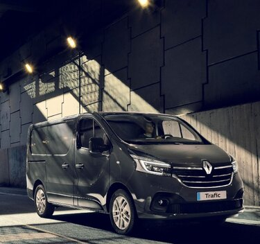 Renault LCVs