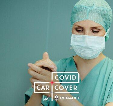 Covid Car Cover