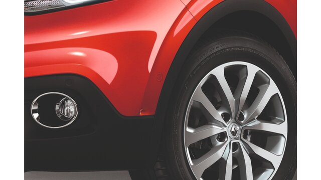 Renault SMART Insurance - Dents