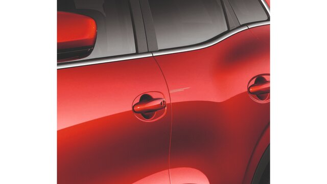 Renault SMART Insurance - Scratches