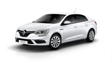 Renault MEGANE Grand Coupe exterior