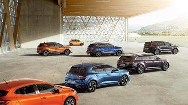 Renault Range