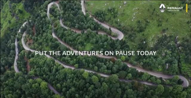 Adventure can wait