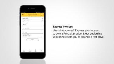 Express Interest