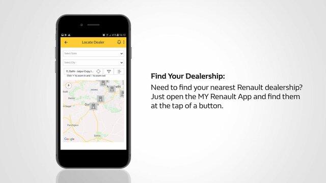 Find Your Dealership