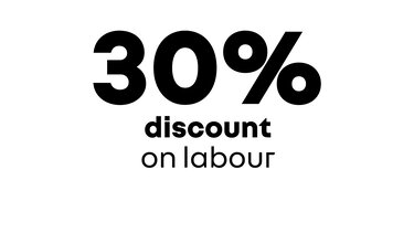 Offer on labour cost