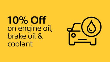 Offer on oils and coolants