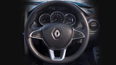 New Style Renault steering wheel