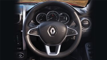 New Style Renault steering wheel